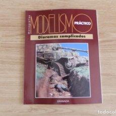 Hobbys: MODELISMO PRÁCTICO: DIORAMAS COMPLICADOS. Lote 171612924