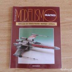 Hobbys: MODELISMO PRÁCTICO: VEHÍCULOS DE CIENCIA FICCIÓN: MONTAJE Y PINTURA. Lote 171613109