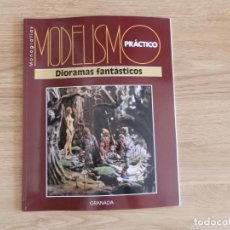 Hobbys: MODELISMO PRÁCTICO: DIORAMAS FANTÁSTICOS. Lote 171613294