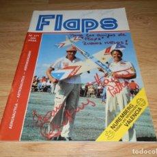 Hobbys: FLAPS Nº 271 (1984). Lote 171739928