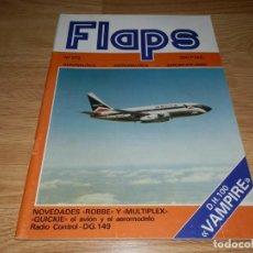 Hobbys: FLAPS Nº 272 (1984). Lote 171739962