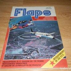Hobbys: FLAPS Nº 273 (1984). Lote 171739995