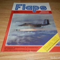 Hobbys: FLAPS Nº 276 (1984). Lote 171740093
