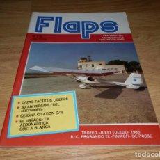 Hobbys: FLAPS Nº 279 (1984). Lote 171740138