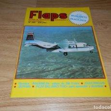 Hobbys: FLAPS Nº 280 (1985). Lote 171740158