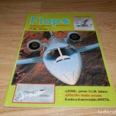 Hobbys: FLAPS Nº 285 (1985). Lote 171740278