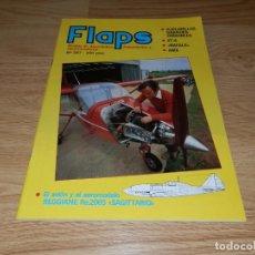 Hobbys: FLAPS Nº 287 (1985). Lote 171740299