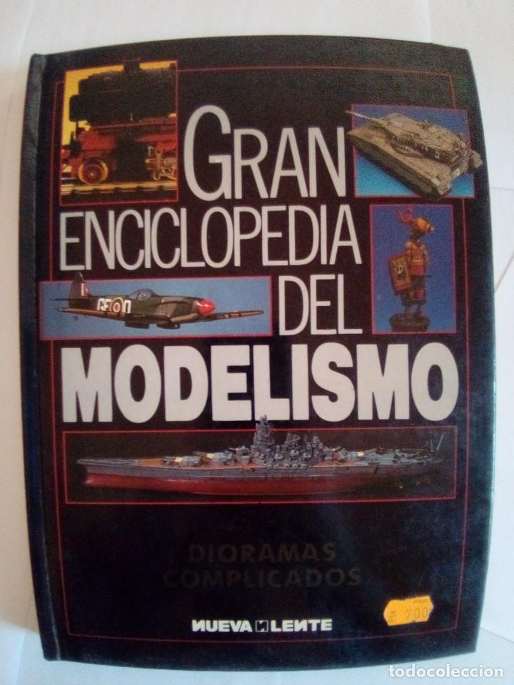 Hobbys: LOTE DE 3 TOMOS GRAN ENCICLOPEDIA DEL MODELISMO - Foto 2 - 171773359