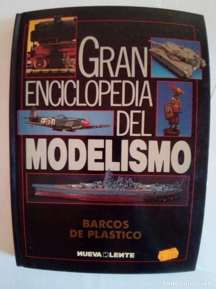 Hobbys: LOTE DE 3 TOMOS GRAN ENCICLOPEDIA DEL MODELISMO - Foto 6 - 171773359