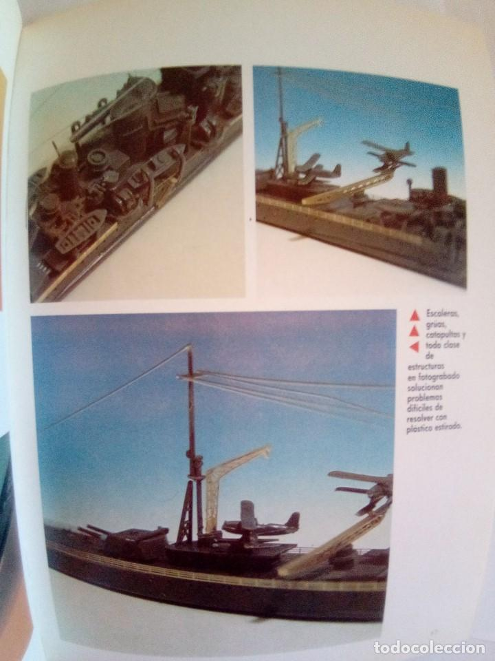 Hobbys: LOTE DE 3 TOMOS GRAN ENCICLOPEDIA DEL MODELISMO - Foto 8 - 171773359