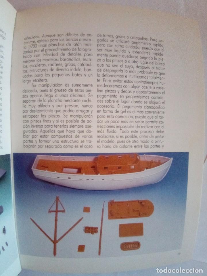 Hobbys: LOTE DE 3 TOMOS GRAN ENCICLOPEDIA DEL MODELISMO - Foto 9 - 171773359