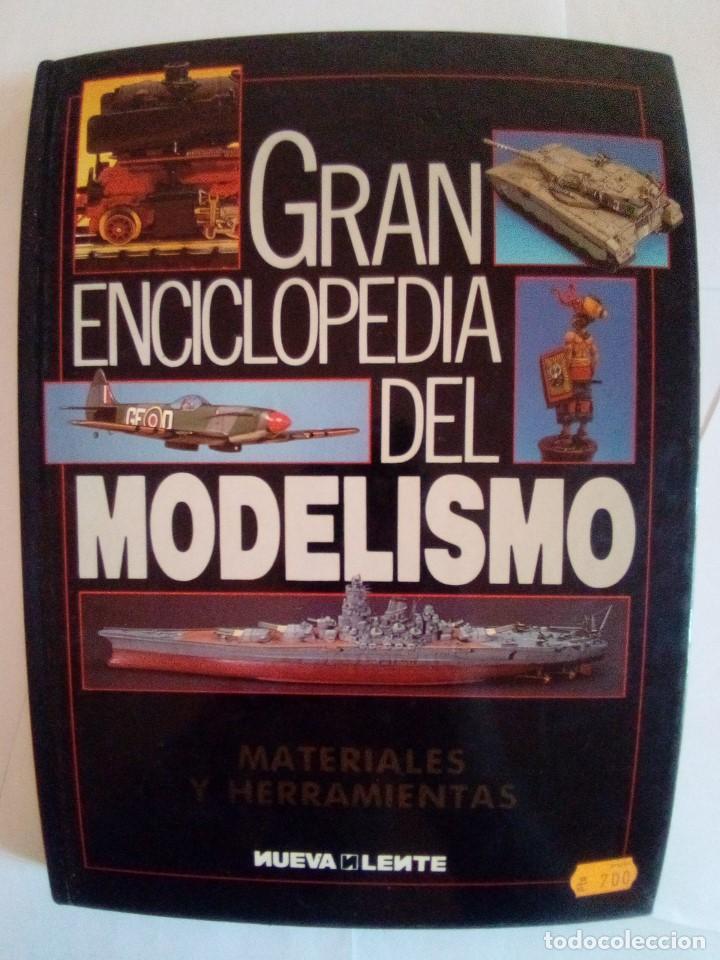 Hobbys: LOTE DE 3 TOMOS GRAN ENCICLOPEDIA DEL MODELISMO - Foto 10 - 171773359