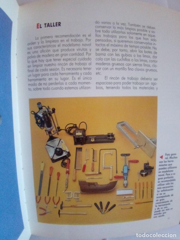 Hobbys: LOTE DE 3 TOMOS GRAN ENCICLOPEDIA DEL MODELISMO - Foto 12 - 171773359