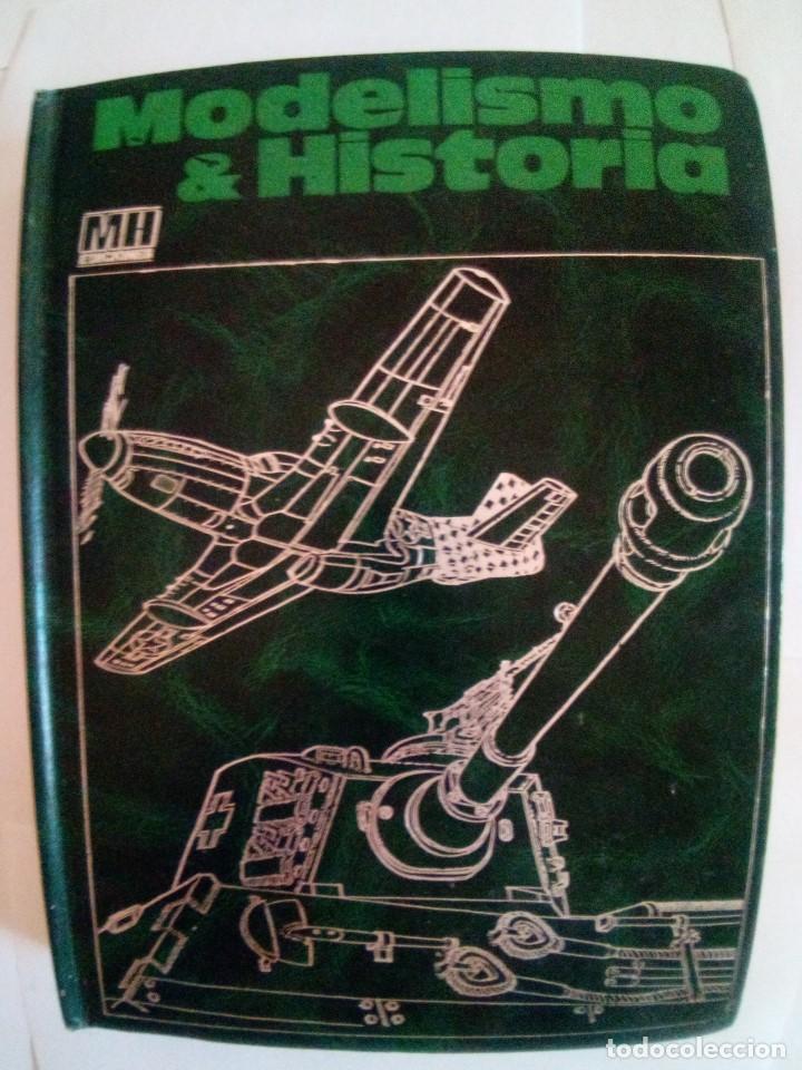 TOMO DE MODELISMO & HISTORIA MH EDICIONES-VER FOTOS (Juguetes - Modelismo y Radiocontrol - Revistas)