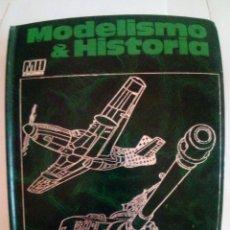 Hobbys: TOMO DE MODELISMO & HISTORIA MH EDICIONES. Lote 171773573