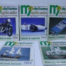 Hobbys: COLECCIÓN MODELISMO APLICADO 58 NÚMEROS. Lote 172392900