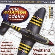 Hobbys: SCALE AVIATION MODELLER INTERNATIONAL - AÑO 2003 (DE ENERO A AGOSTO: 8 REVISTAS) - SAM PUBLICATIONS. Lote 174222139