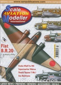 Hobbys: Scale Aviation Modeller International - Año 2003 (de enero a agosto: 8 revistas) - SAM Publications - Foto 3 - 174222139