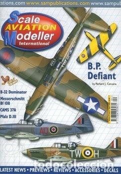 Hobbys: Scale Aviation Modeller International - Año 2003 (de enero a agosto: 8 revistas) - SAM Publications - Foto 4 - 174222139