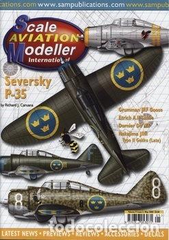 Hobbys: Scale Aviation Modeller International - Año 2003 (de enero a agosto: 8 revistas) - SAM Publications - Foto 5 - 174222139