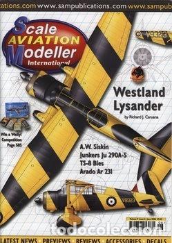 Hobbys: Scale Aviation Modeller International - Año 2003 (de enero a agosto: 8 revistas) - SAM Publications - Foto 6 - 174222139