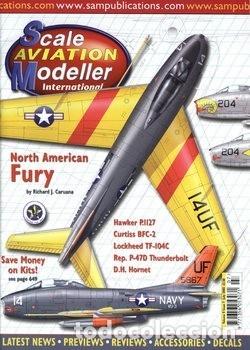 Hobbys: Scale Aviation Modeller International - Año 2003 (de enero a agosto: 8 revistas) - SAM Publications - Foto 7 - 174222139
