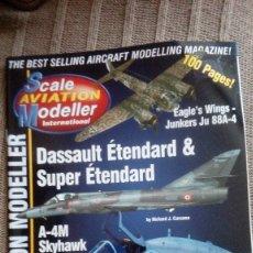 Hobbys: SCALE AVIATION MODELLER INTERNATIONAL - AÑO 2002 COMPLETO (12 REVISTAS) - SAM PUBLICATIONS. Lote 174222347