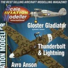 Hobbys: SCALE AVIATION MODELLER INTERNATIONAL - AÑO 2001 COMPLETO (12 REVISTAS) - SAM PUBLICATIONS. Lote 174222504