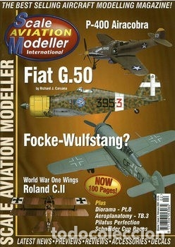 Hobbys: Scale Aviation Modeller International - Año 2001 completo (12 revistas) - SAM Publications - Foto 2 - 174222504