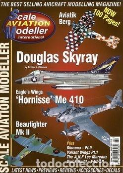 Hobbys: Scale Aviation Modeller International - Año 2001 completo (12 revistas) - SAM Publications - Foto 3 - 174222504
