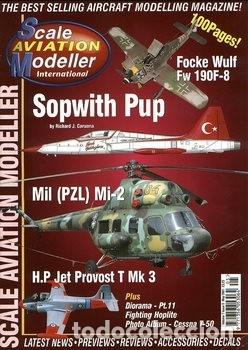 Hobbys: Scale Aviation Modeller International - Año 2001 completo (12 revistas) - SAM Publications - Foto 5 - 174222504