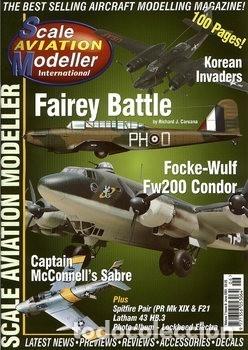 Hobbys: Scale Aviation Modeller International - Año 2001 completo (12 revistas) - SAM Publications - Foto 6 - 174222504