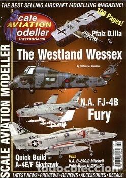 Hobbys: Scale Aviation Modeller International - Año 2001 completo (12 revistas) - SAM Publications - Foto 7 - 174222504