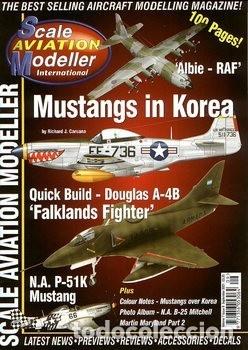 Hobbys: Scale Aviation Modeller International - Año 2001 completo (12 revistas) - SAM Publications - Foto 9 - 174222504