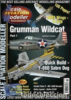 Hobbys: Scale Aviation Modeller International - Año 2001 completo (12 revistas) - SAM Publications - Foto 11 - 174222504