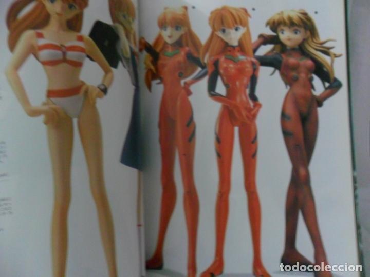 Hobbys: NEO GENESIS EVANGELION IN 3D, HOBBY JAPAN, REVISTA IMPORTACIÓN - Foto 6 - 174326655