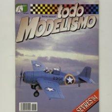 Hobbys: TODO MODELISMO Nº 31. Lote 174568437