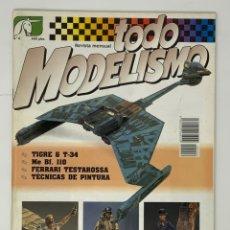 Hobbys: TODO MODELISMO Nº 6. Lote 174569044