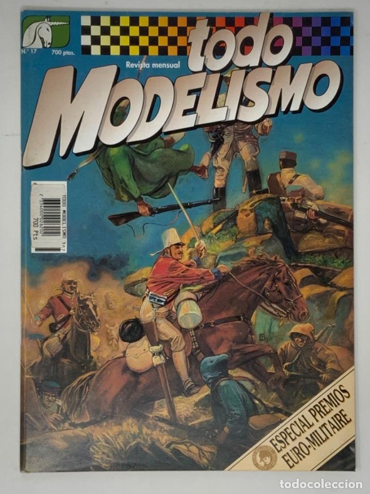 TODO MODELISMO Nº 17 (Juguetes - Modelismo y Radiocontrol - Revistas)