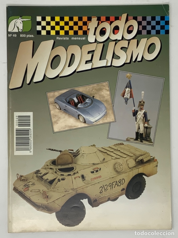 TODO MODELISMO Nº 49 (Juguetes - Modelismo y Radiocontrol - Revistas)