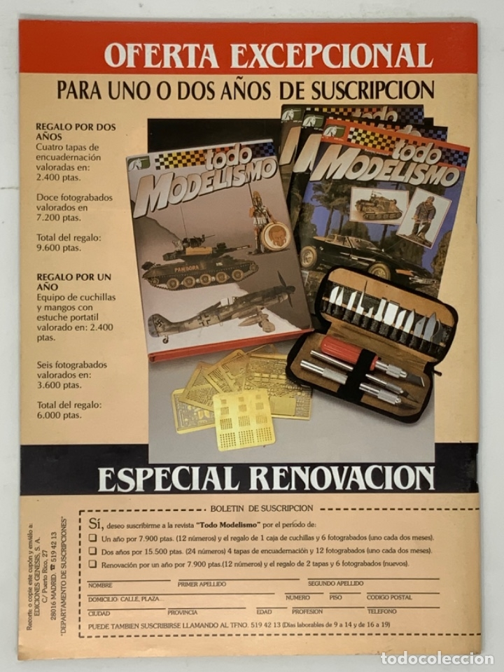 Hobbys: TODO MODELISMO Nº 22 - Foto 2 - 174570995