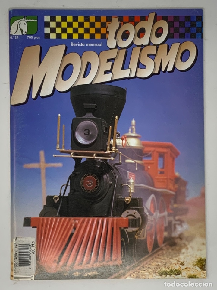 TODO MODELISMO Nº 24 (Juguetes - Modelismo y Radiocontrol - Revistas)