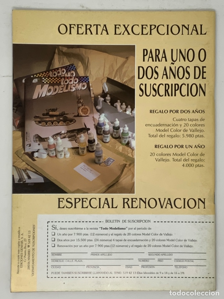 Hobbys: TODO MODELISMO Nº 26 - Foto 2 - 174571279