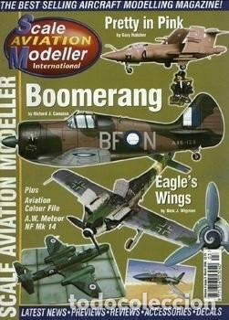 Hobbys: Scale Aviation Modeller International - Año 2000 (de febrero a diciembre:11 revistas) - Foto 2 - 174222625