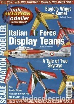 Hobbys: Scale Aviation Modeller International - Año 2000 (de febrero a diciembre:11 revistas) - Foto 4 - 174222625