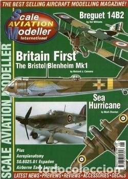 Hobbys: Scale Aviation Modeller International - Año 2000 (de febrero a diciembre:11 revistas) - Foto 5 - 174222625