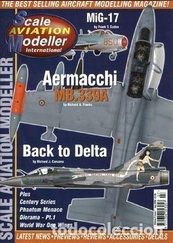 Hobbys: Scale Aviation Modeller International - Año 2000 (de febrero a diciembre:11 revistas) - Foto 6 - 174222625
