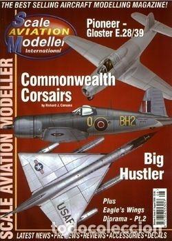 Hobbys: Scale Aviation Modeller International - Año 2000 (de febrero a diciembre:11 revistas) - Foto 7 - 174222625