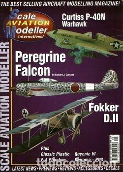 Hobbys: Scale Aviation Modeller International - Año 2000 (de febrero a diciembre:11 revistas) - Foto 8 - 174222625