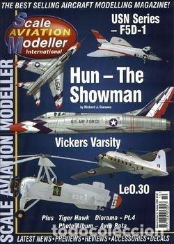 Hobbys: Scale Aviation Modeller International - Año 2000 (de febrero a diciembre:11 revistas) - Foto 9 - 174222625